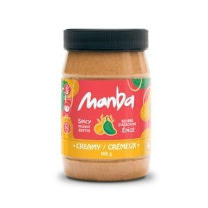 New manba Spicy Creamy