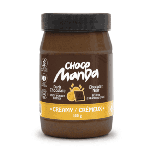 ChocoManba Dark Chocolate Spicy Peanut butter